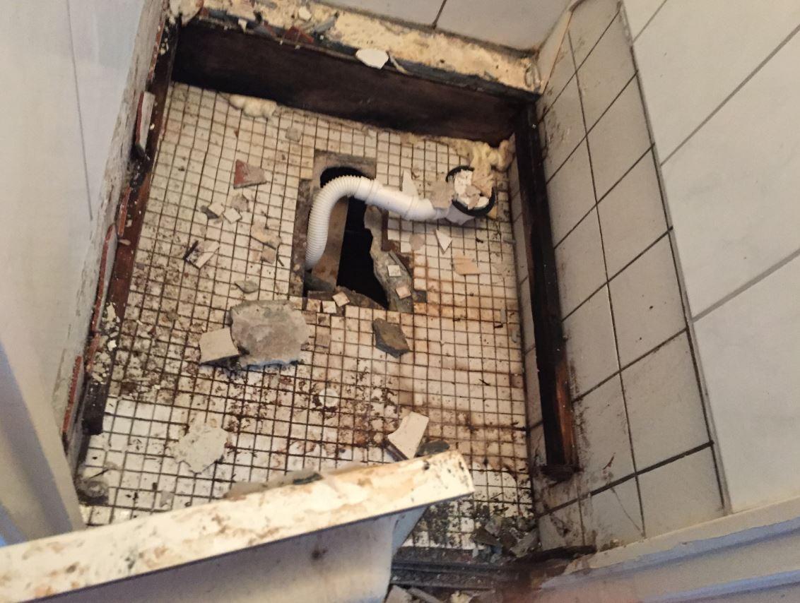 Badkamer Verbouwen Groningen : Polyester badkamer renovatie venema bouwbedrijf